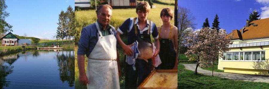 Foto Familie Fischzucht
