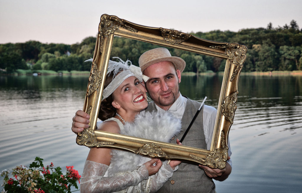 Heiraten am Hammerschmiedesee