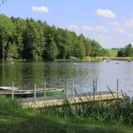 Sommer am Hammerschmiedesee